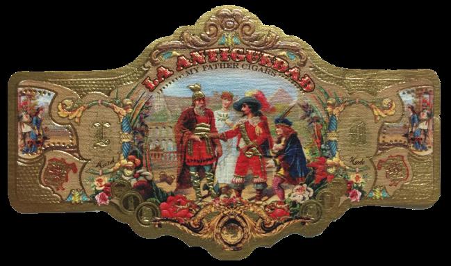 Kuba w symbolice cygar Nowego Świata. My Father La Antiguedad