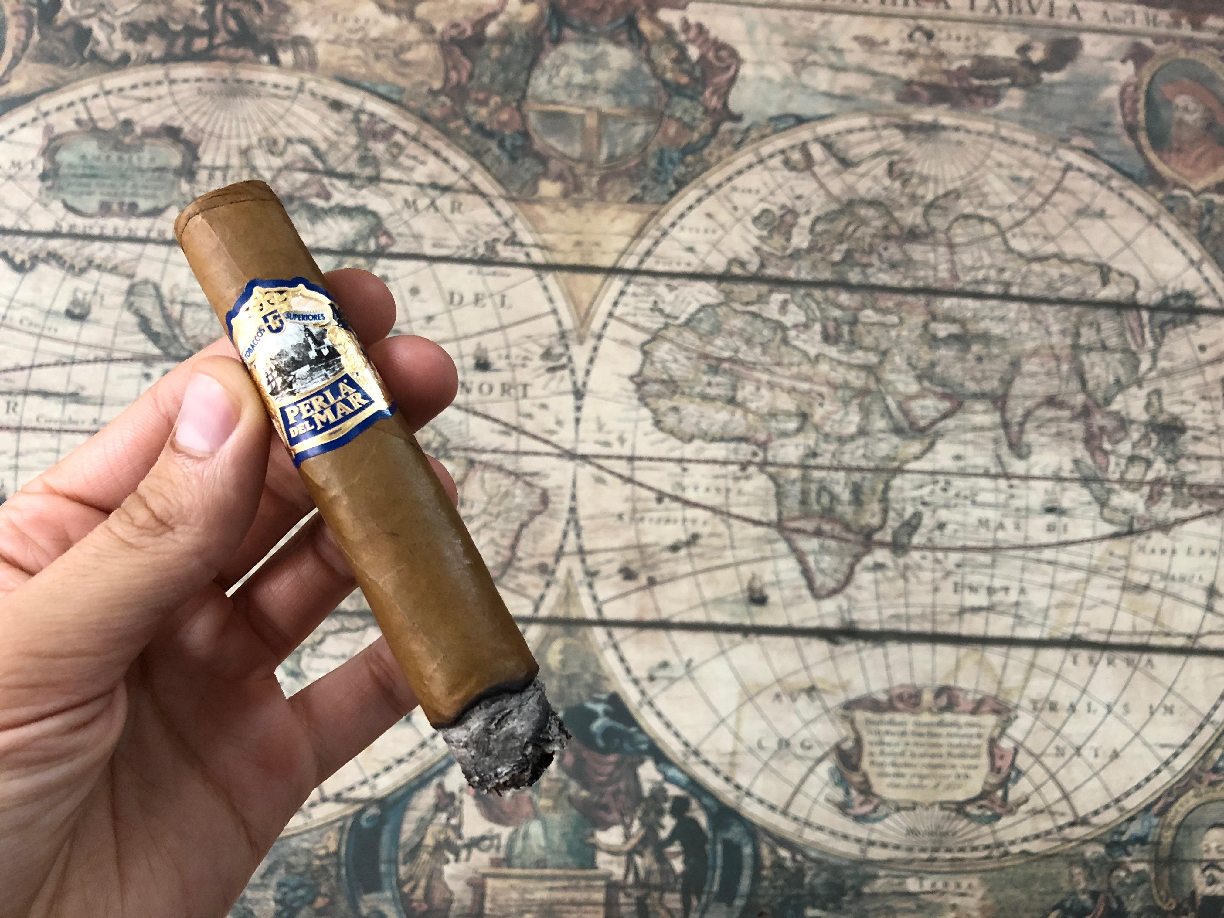 Cygaro Perla del Mar - stworzone przez markę JC Newman, najstarszego w Stanach Zjednoczonych producenta cygar premium