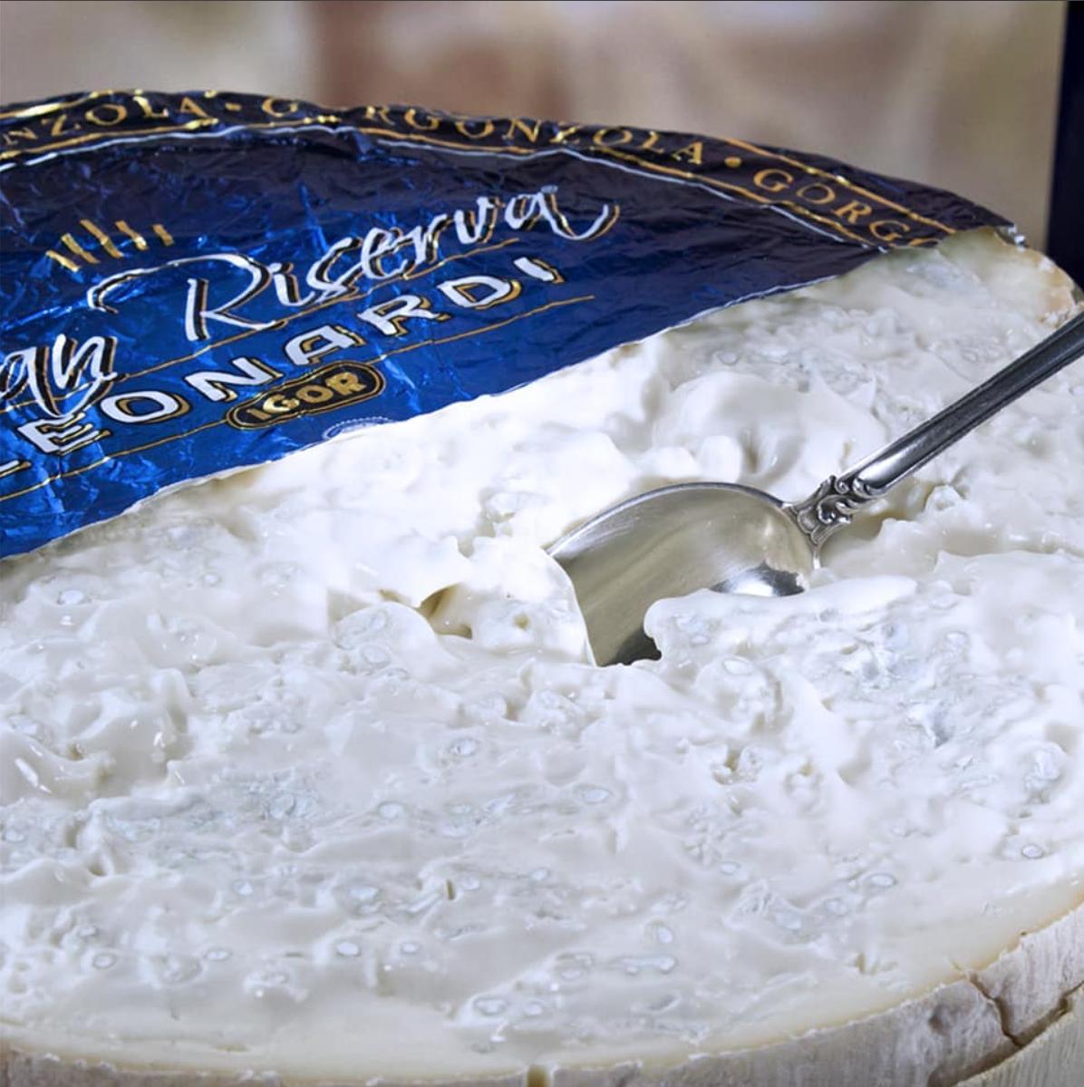 Gorgonzola - specjał północnych Włoch