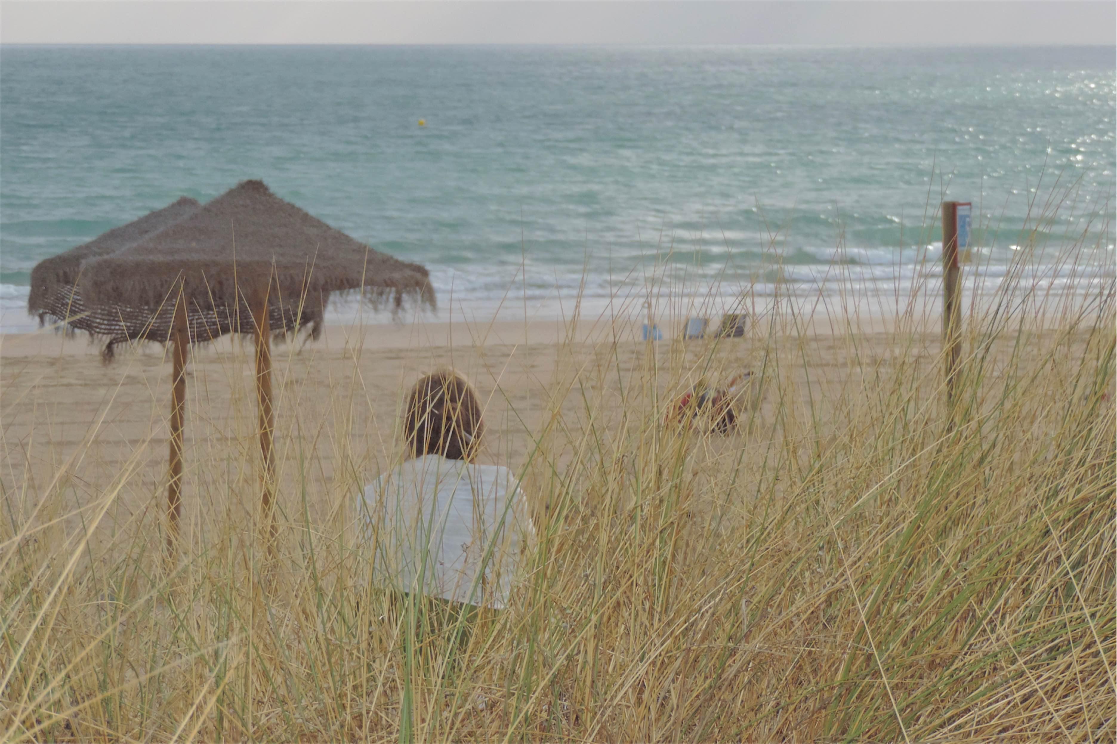 Wybrzeże Muz w Andaluzji - nawet Śródziemnomorze ma swoją melancholię...