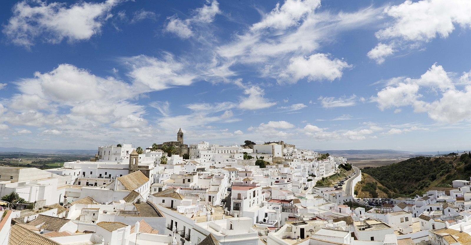 Luna del miel w Andaluzji: Białe miasta Kadyksu