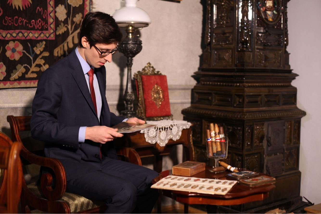 Filip Obara - Manufaktura Marzeń - Kulturalna Degustacja. Ja i moje cygara