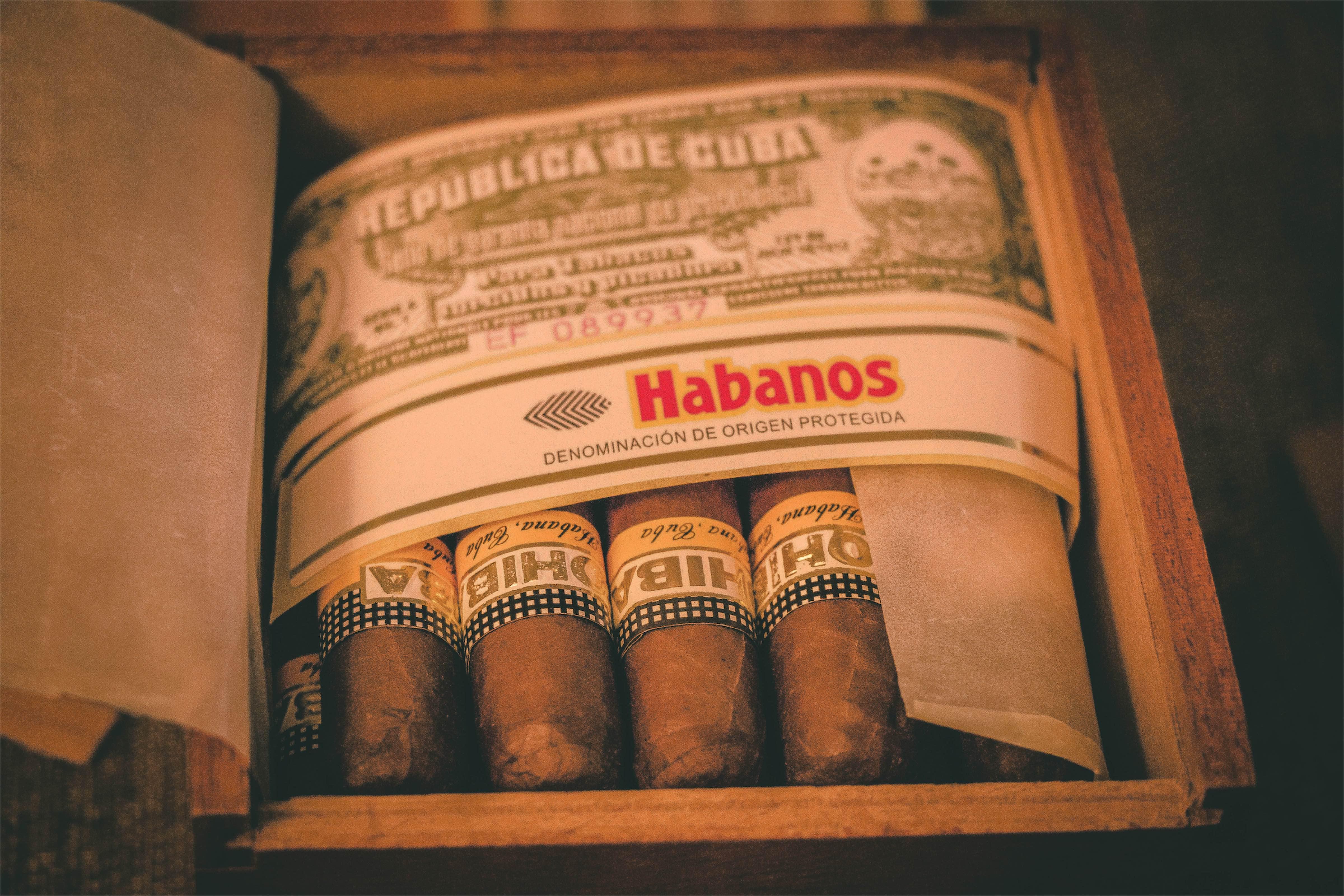 Kubańskie cygara - Manufaktura Marzeń