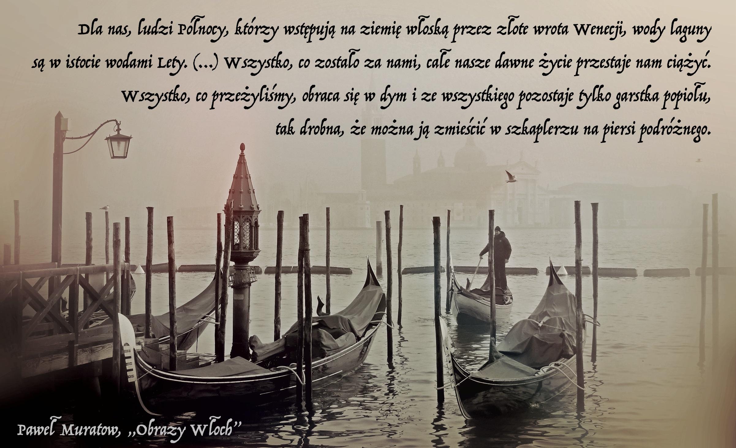 Nad wodami Lety [1/4]: Duch północnych Włoch