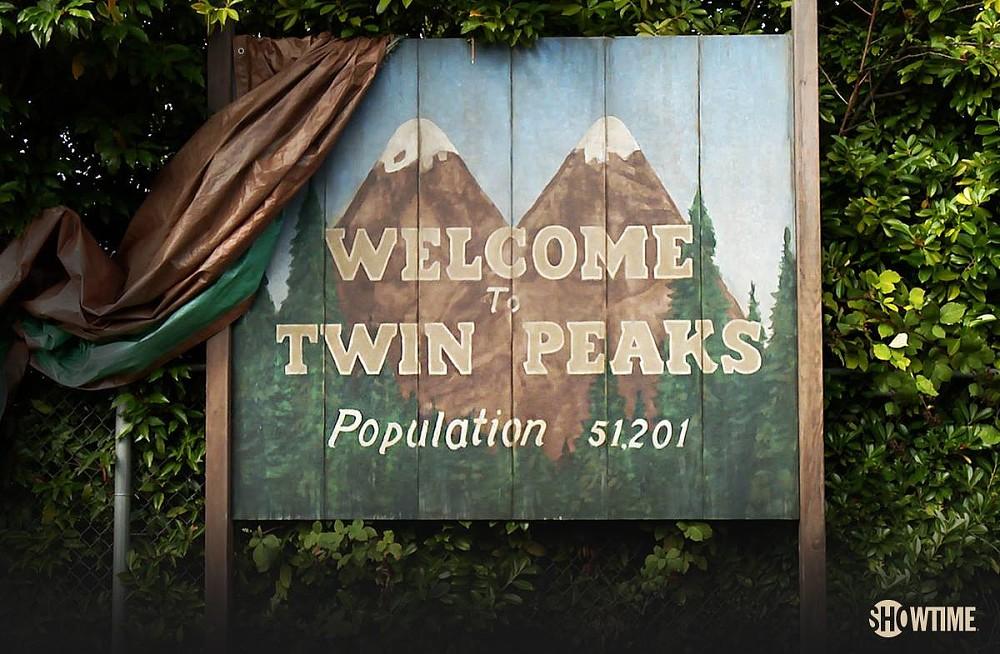 Proste historie Twin Peaks