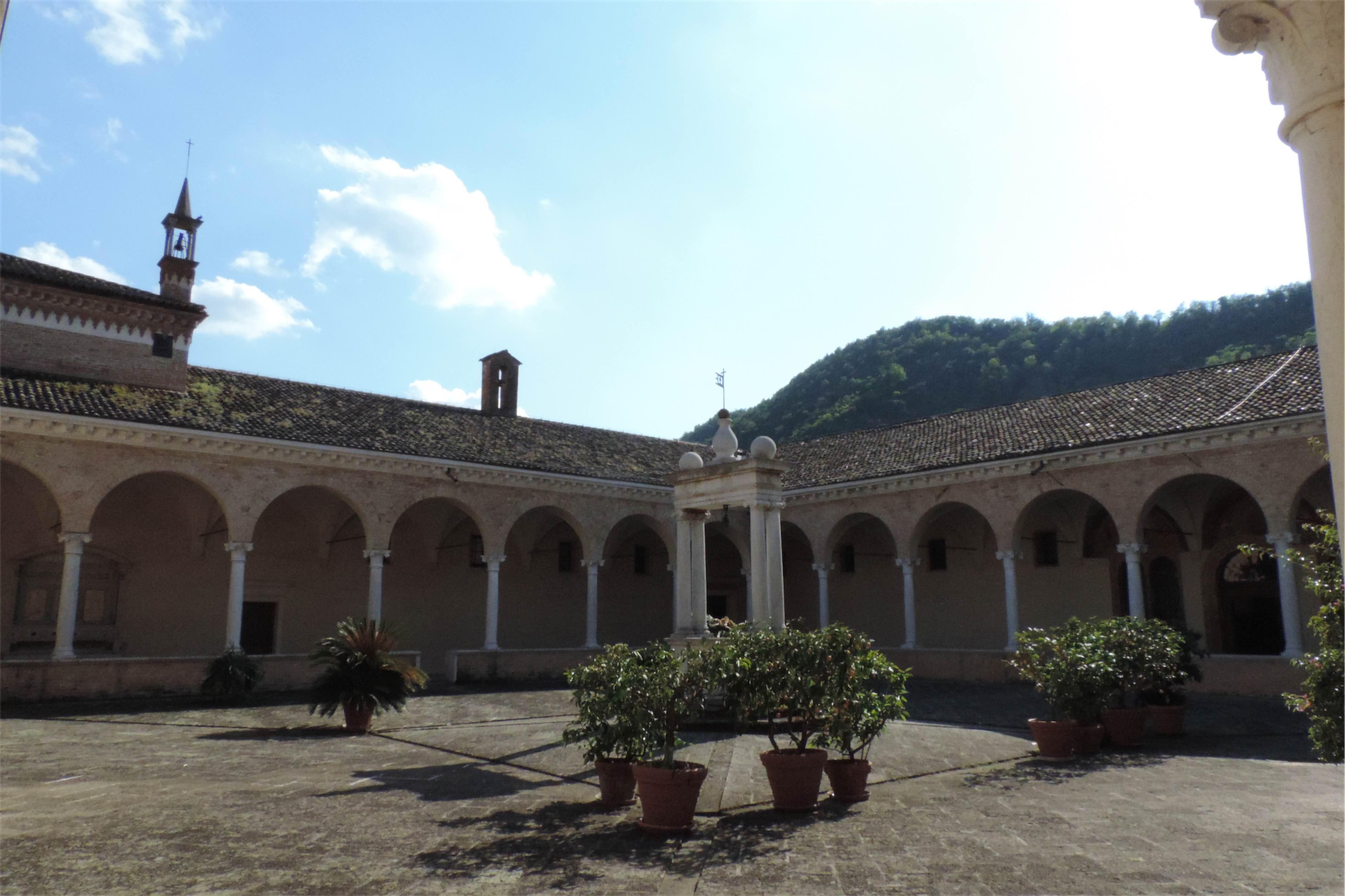 Opractwo Praglia w Colli Euganei