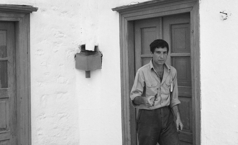 Herbata i pomarańcze od Leonarda Cohena