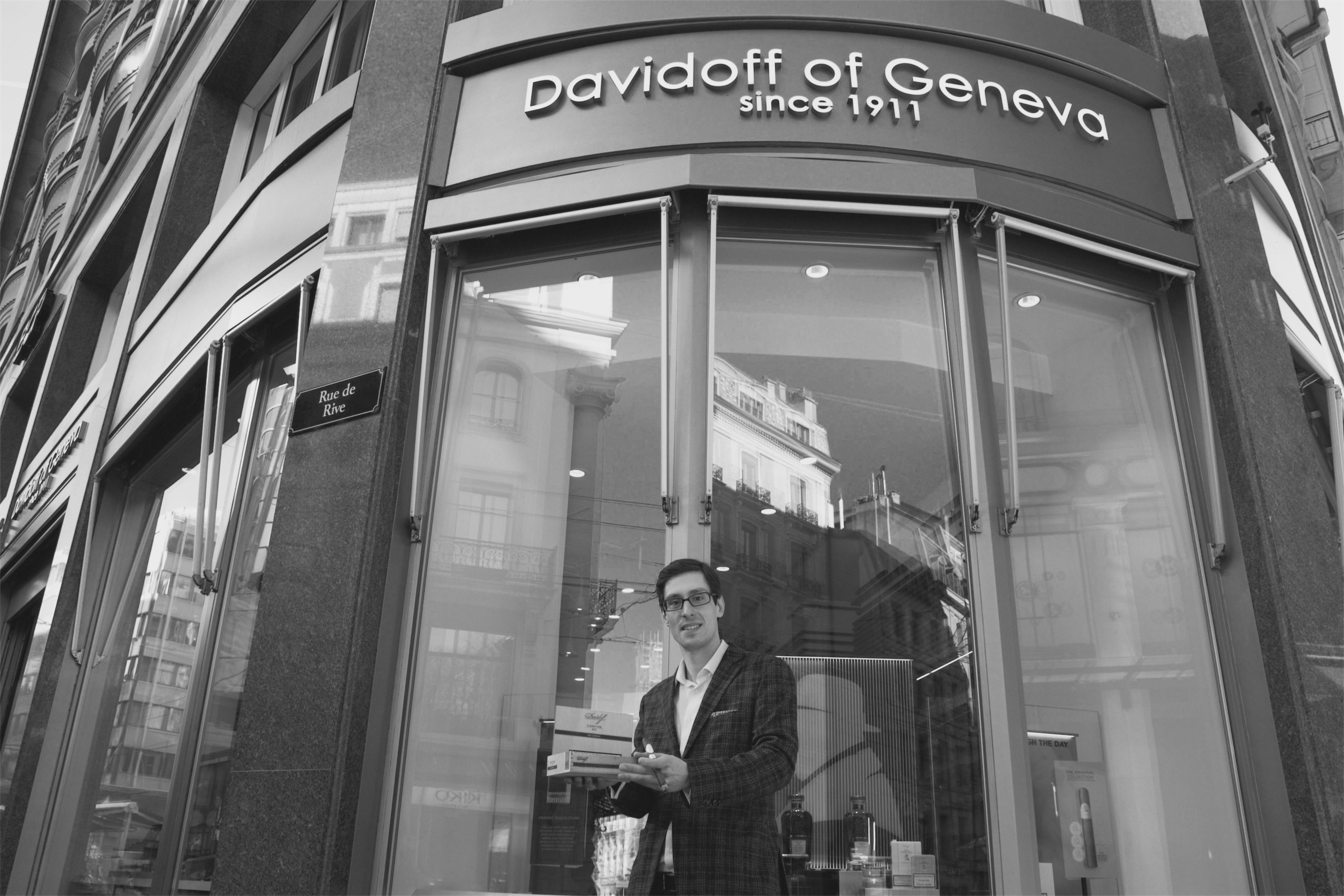 Filip Obara - Manufaktura Marzeń - Davidoff of Geneva