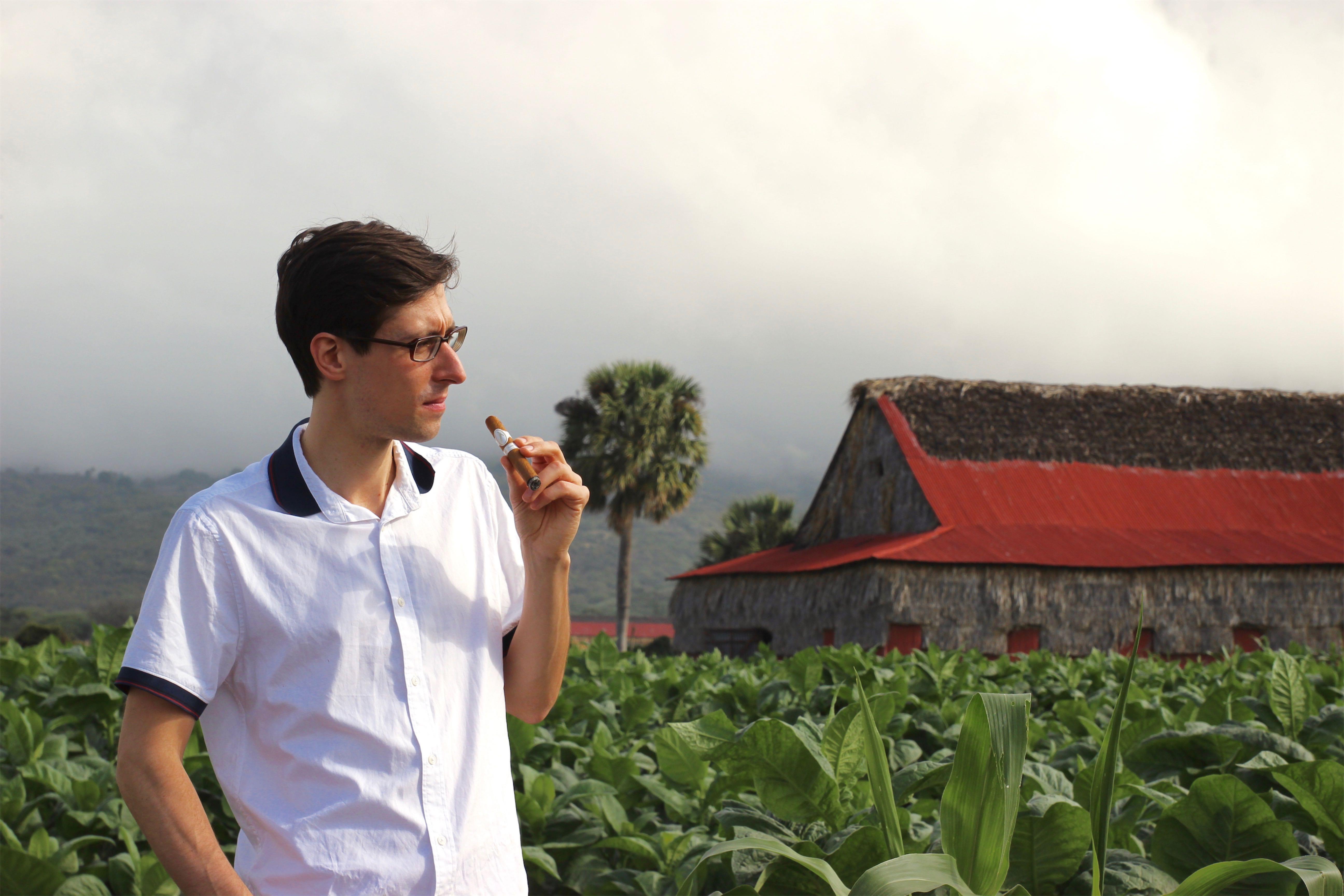 Dominikana… Wkroczyłem na drogę tytoniu