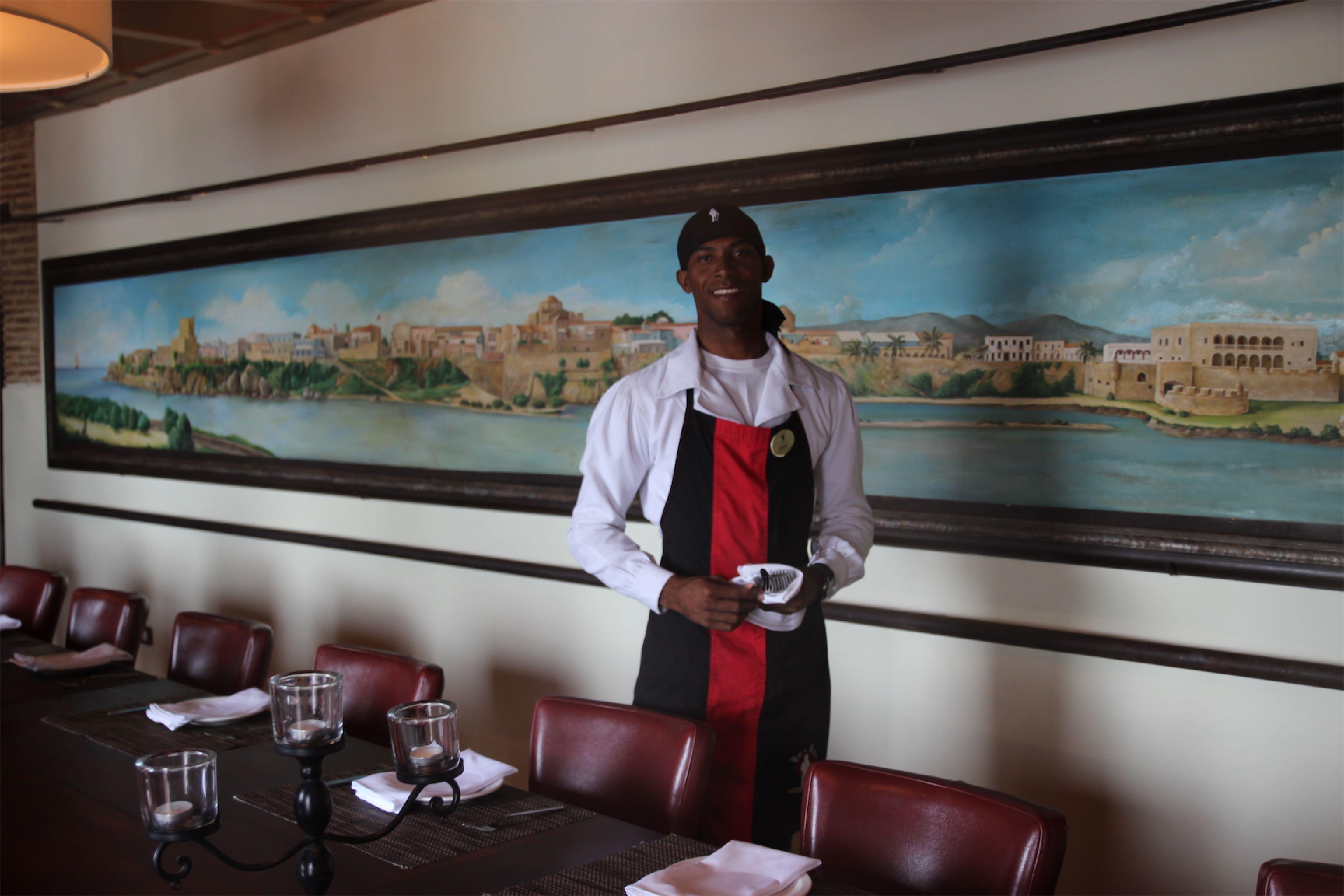 Pat'e Palo - najstarsza restauracja w Nowym Świecie