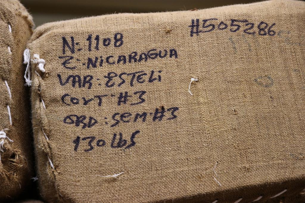 Tytoń na cygara - Nikaragua, Esteli - Davidoff