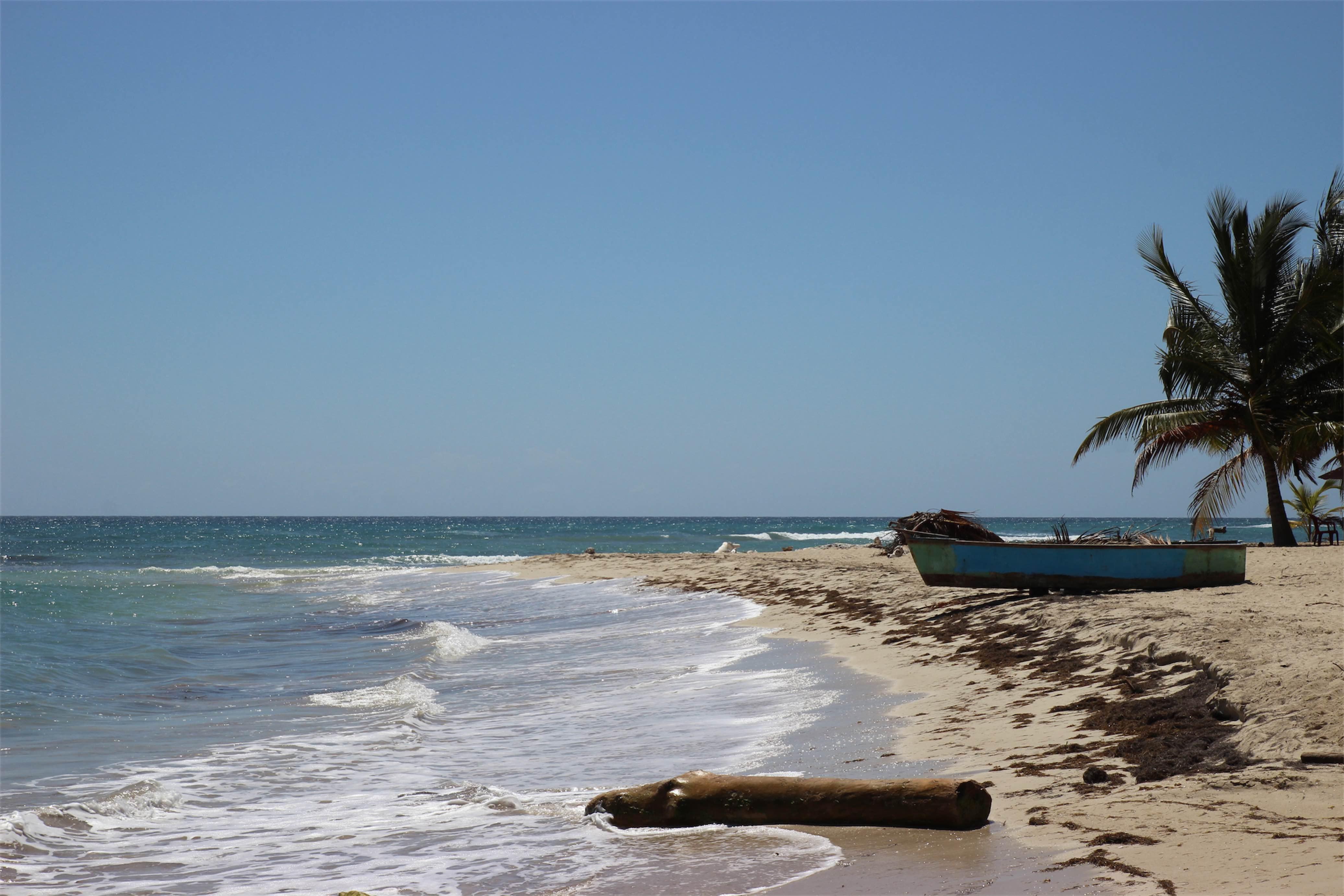 Dominikana - plaża w Juan Dolio - Manufaktura Marzeń