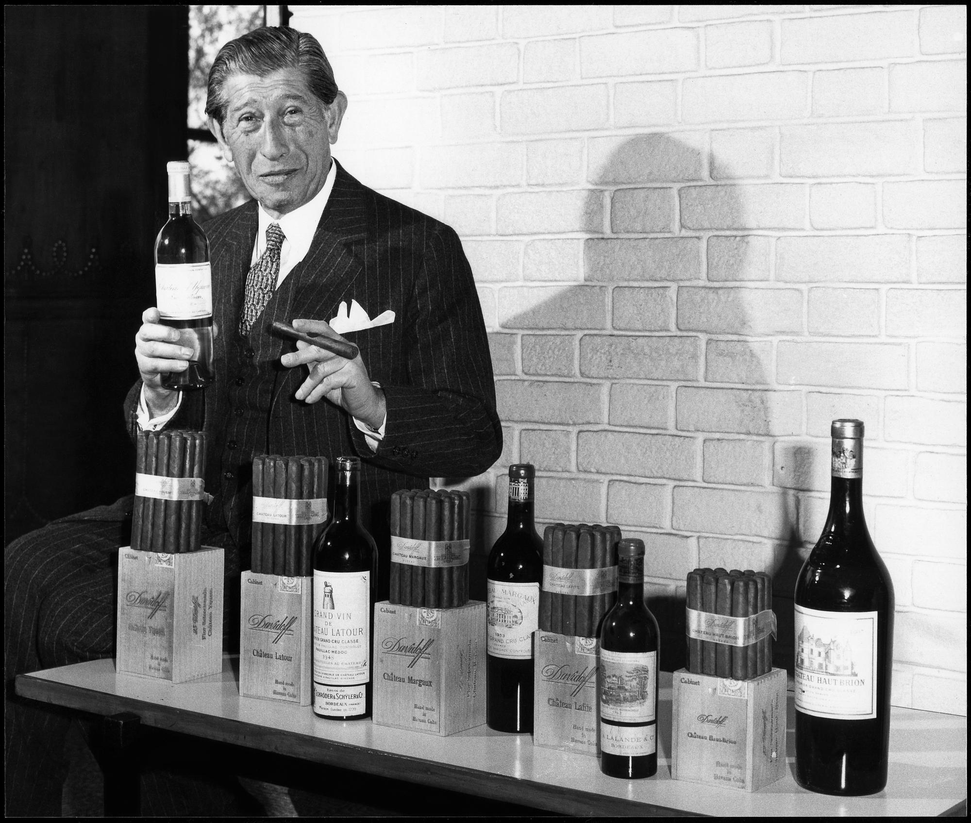 Cygaro i wino - Zino Davidoff - Davidoff Chateau