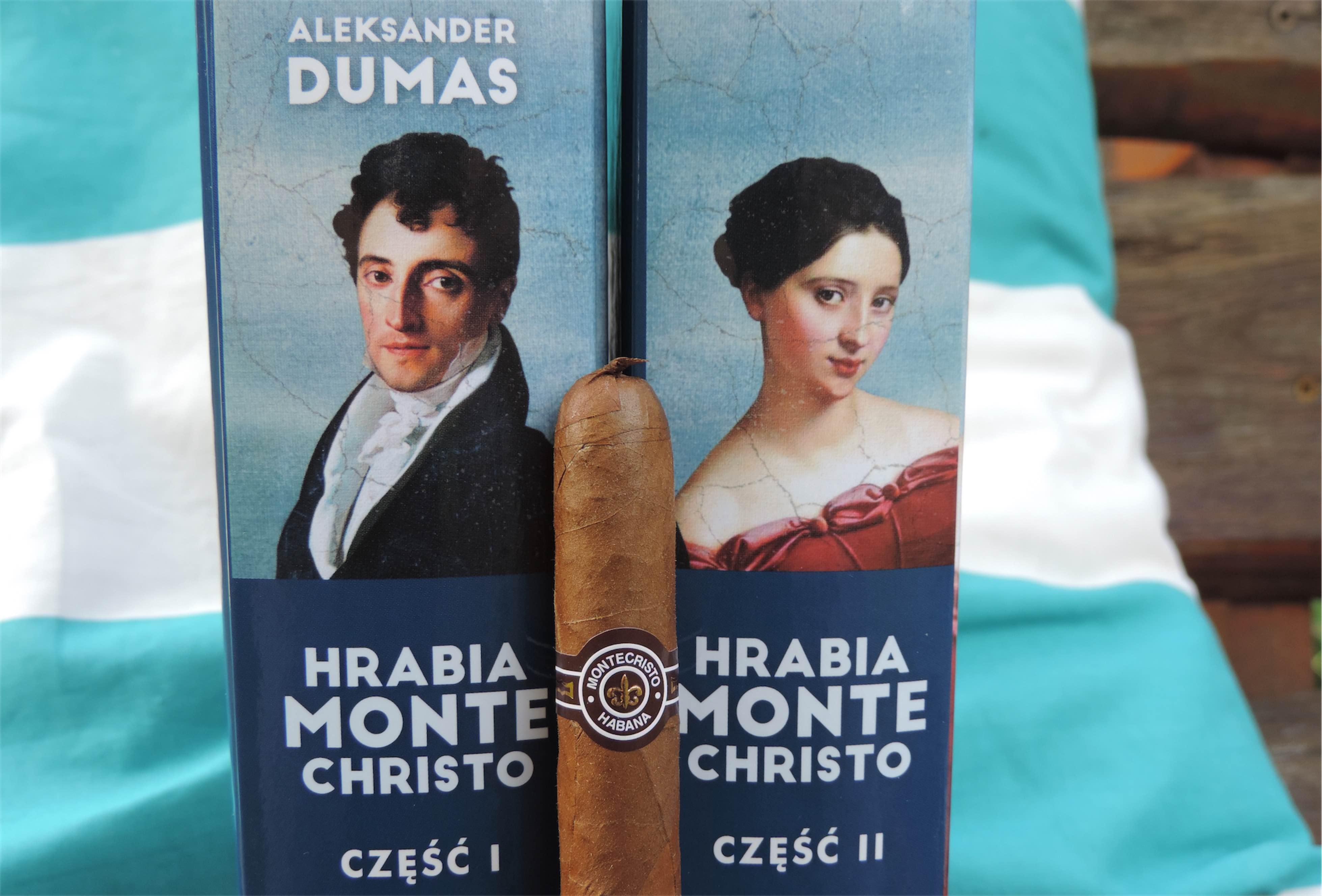 Legenda cygar Montecristo