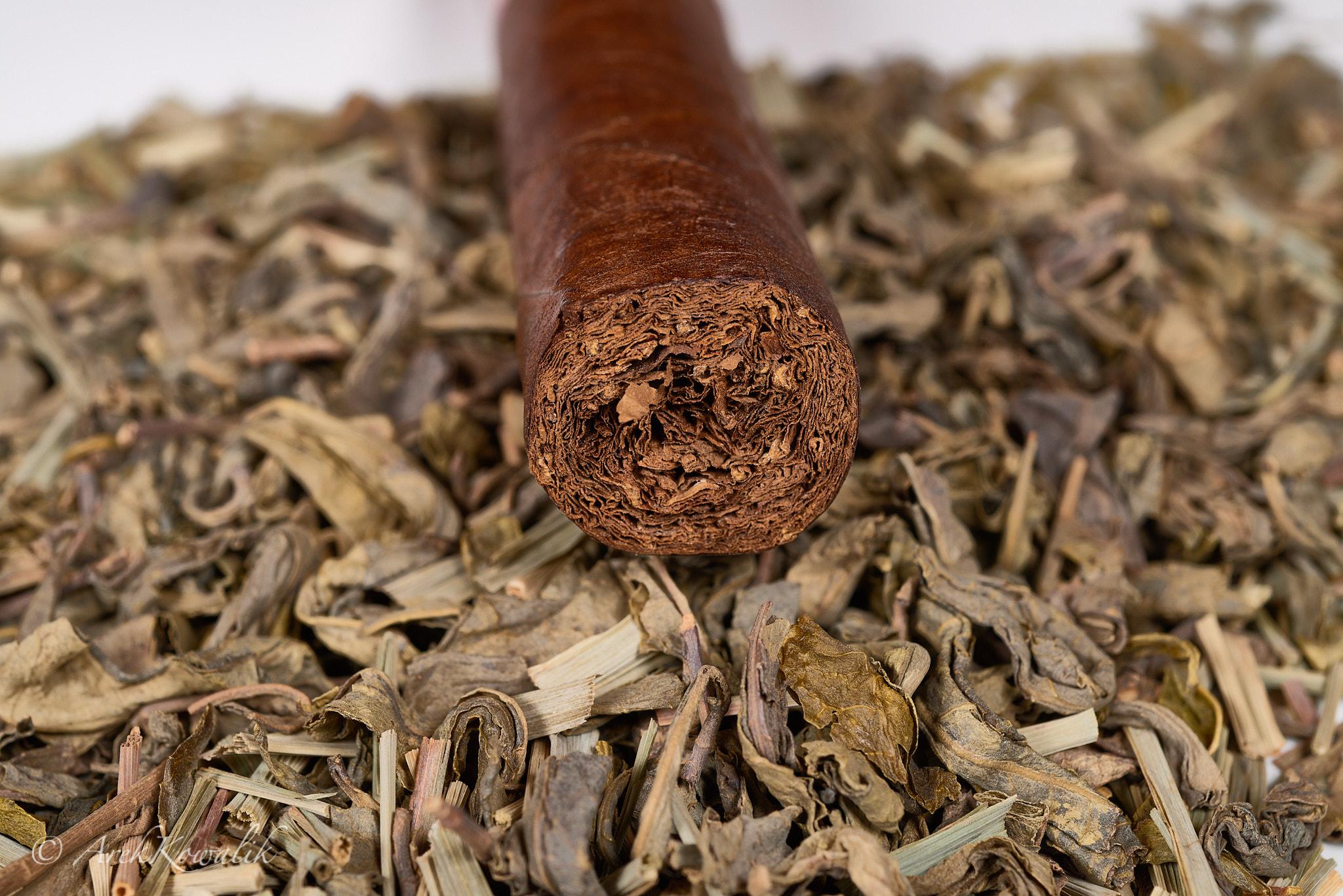 Cygaro i herbata - Manufaktura Marzeń